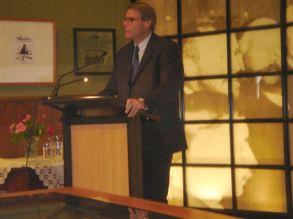 Senator John Faulkner