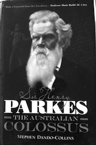 Dando-Collins biography of Parkes