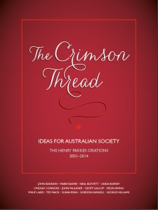 The Crimson Thread cover