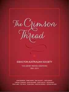 The Crimson Thread cover