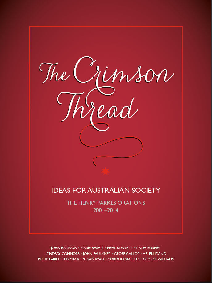 Crimson Thread cover