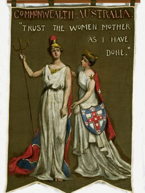 Trust the women image